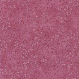 Roze stof met donker en lichte takjes-Timeless Treasures