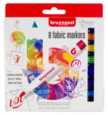 Textielstiften Bruynzeel
