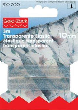 Transparant Elastiek