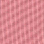 Rood en lichtrode streepjesstof-Windham