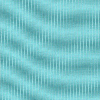 Aqua en licht aqua blauwe streepjesstof-Windham