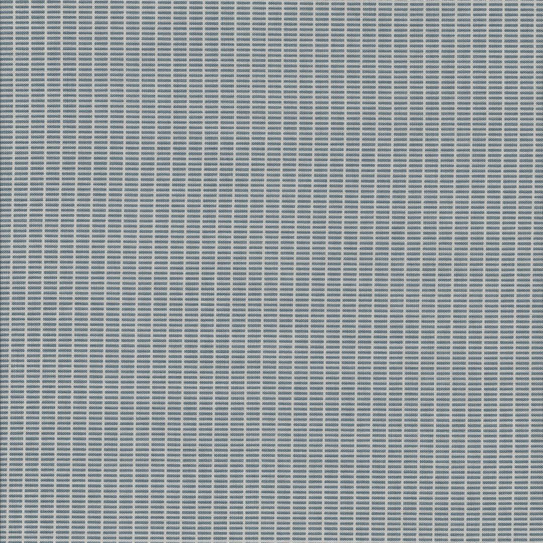 Grijs en licht grijs streepjesstof-Windham
