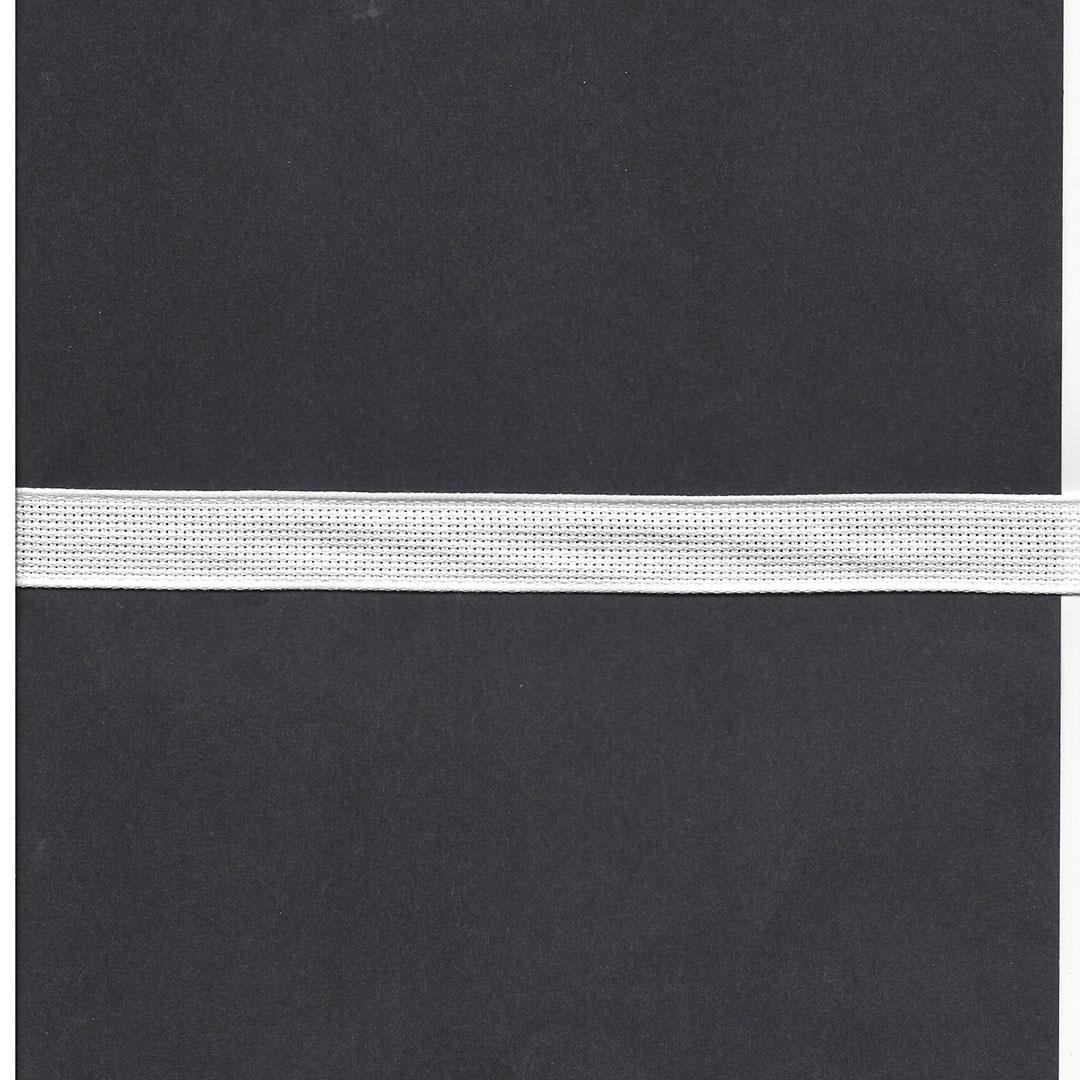 Borduurband 2cm br. roomwit