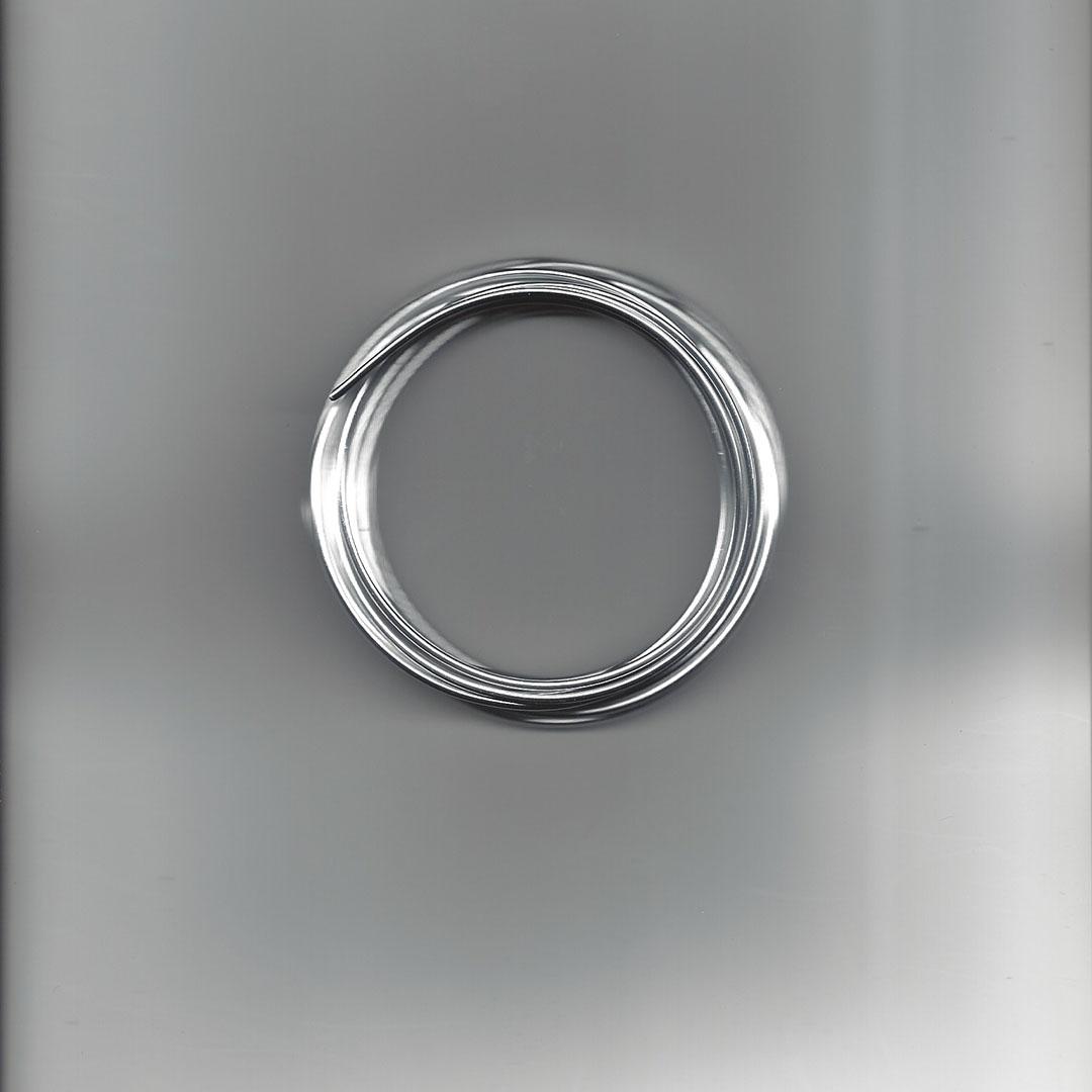 Aluminium draad 2.0 mm 4 meter