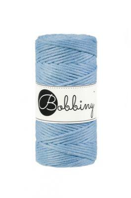 Bobbiny Macramé draad Baby Blue