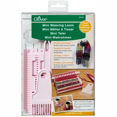 Clover Mini Weaving Loom Single