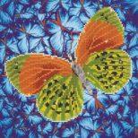 Diamond Dotz Flutter by Earth Design Size 30.5 x 30.5cm