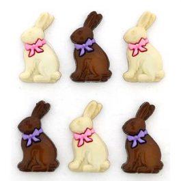 Fantasie Knoopjes Chocolate Bunnies 10876 Dress it Up