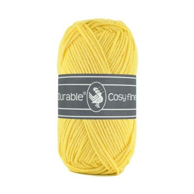Durable Cosy Fine 2180 Yellow