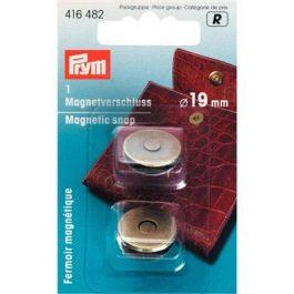 Magneetsluiting bronskleur