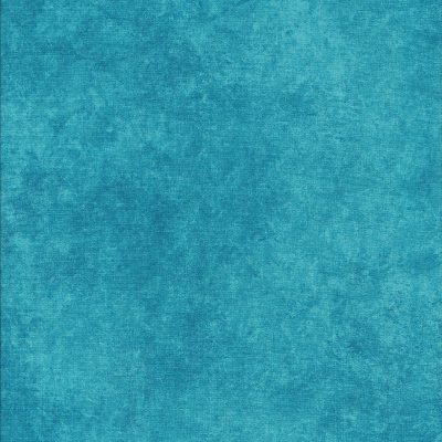 Aqua blauwe quiltstof gemarmerd-Maywood