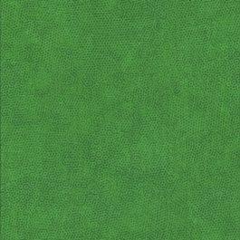Gras groene stof met honingraat motief-Makower