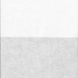 Ivoor witte stof met honingraat motief-Makower