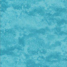 Aqua blauwe quiltstof gemarmerd-Northcott