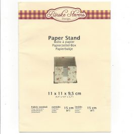 Kartonnage pakket Papierbakje