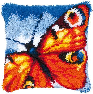 Knoopkussen Vlinder