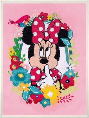 Diamond Painting Disney Minnie Mouse Sisscht