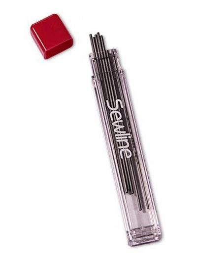 Sewline Fabric Pencil navulling Graphite 0,9mm