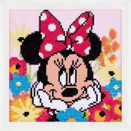 Diamond Painting Disney Minnie Mouse Dagdroomt
