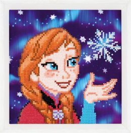 Diamond Painting Anna Disney Frozen