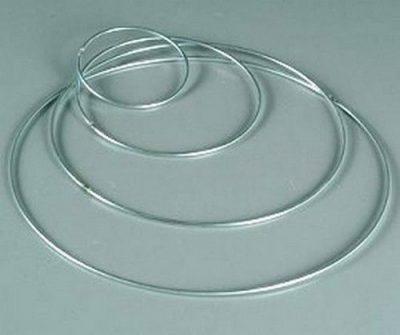 Metalen Ring 5cm doorsnede