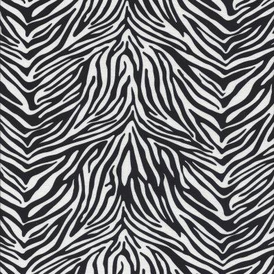 Zebra print stof-Stof
