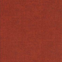 Oranje bruine stof met linnen structuur-Stof Fabrics