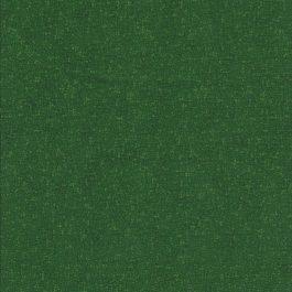 Groene stof met mini blaadjes-Stof
