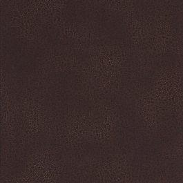 Bruine stof met mini blaadjes-Stof
