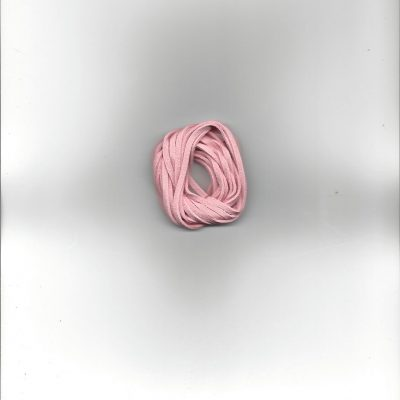 Micro-Suede Band 3mm br. 2.5m lang licht roze
