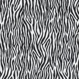 Stof met zebra motief-Timeless Treasures
