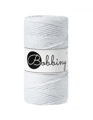 Bobbiny Macramé draad White